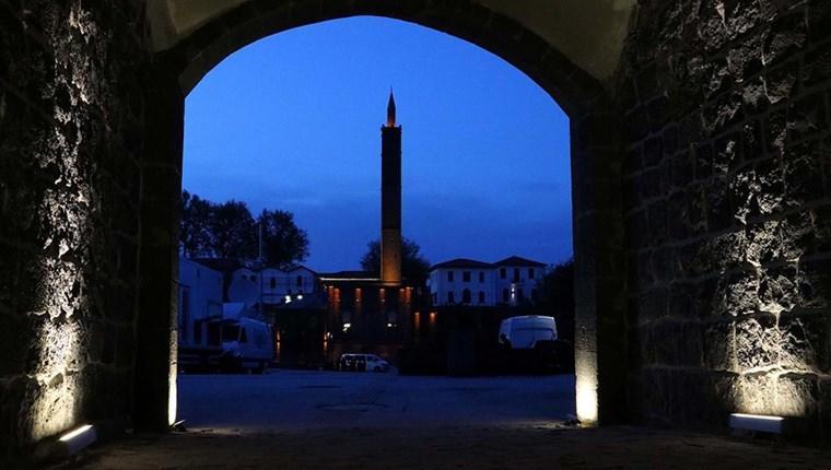 Tarihi Küpeli Kapısı,