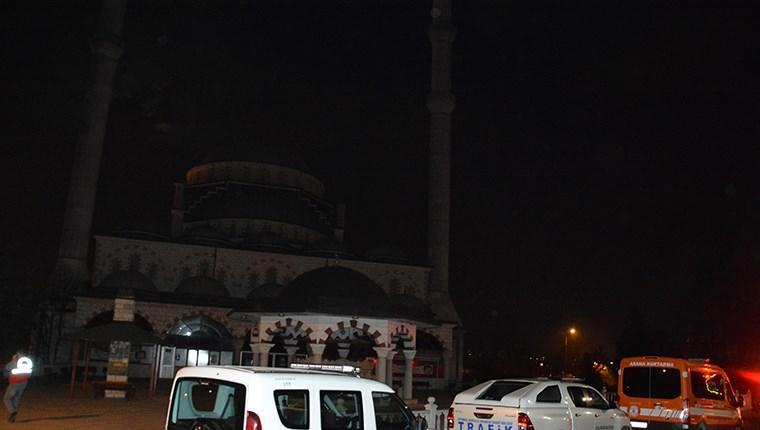 Ümraniye İMES Sanayi Sitesi Camisi