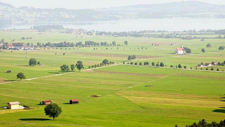 Türkiye'deki 61 ova, Büyük Ova Koruma Alanı ilan edildi!