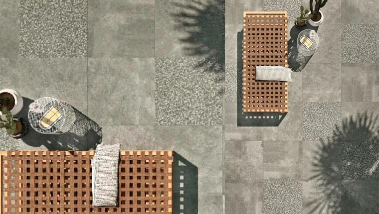 VitrA CementMix ile taş ve betonun uyumu
