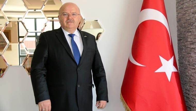 Türkiye Mobilya Sanayicileri Derneği (MOSDER) Yönetim Kurulu Başkanı Mustafa Balcı