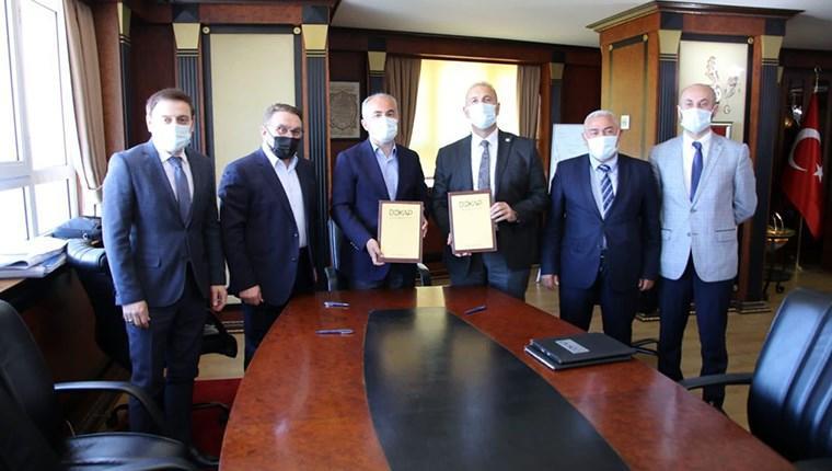 Rize'de Çay Çarşısı projesine 6 milyon lira destek sağlandı
