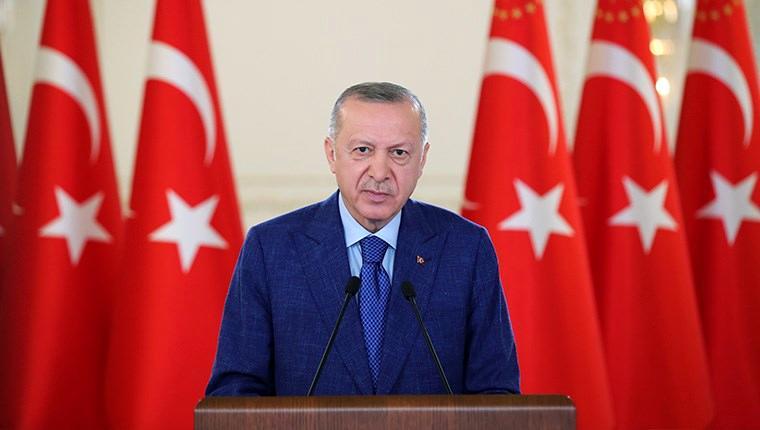 Başkan Erdoğan, Afrin Barajı'nın açılışını yaptı