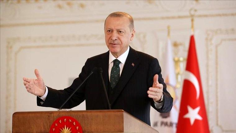 Üsküdar halkından Cumhurbaşkanı'na dönüşüm teşekkürü!