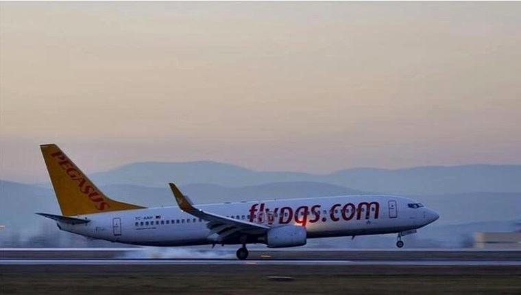 Pegasus'tan İstanbul Havalimanı işletmecisi İGA'ya teşekkür!