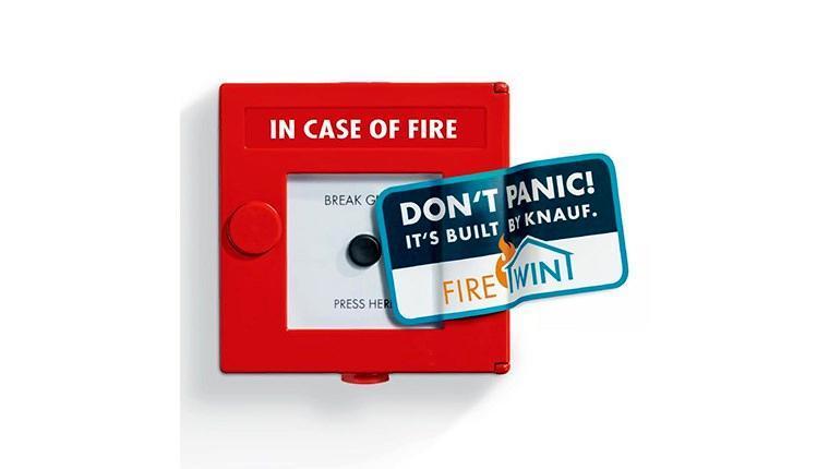 Knauf'tan geniş kapsamlı pasif yangın koruma çözümleri