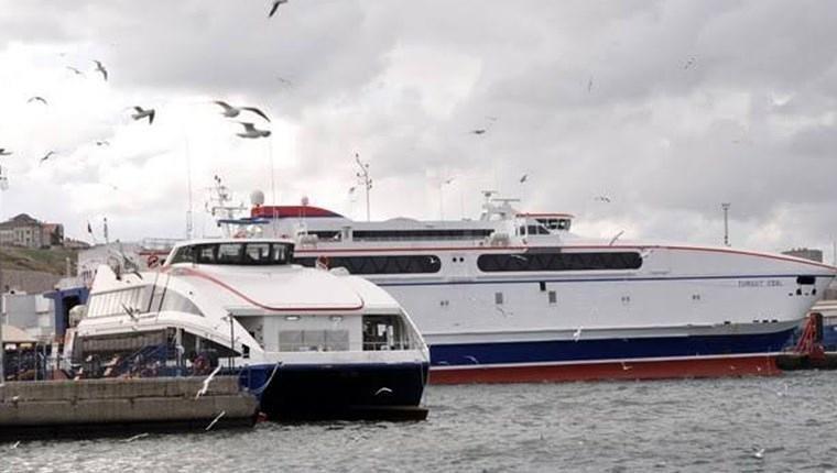 İDO'nun Tekirdağ, Marmara ve Avşa adaları seferleri başlıyor