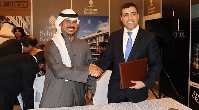 Kuveyt'de Çalık Gayrimenkul ve EGC, Al-Watan ortaklığı
