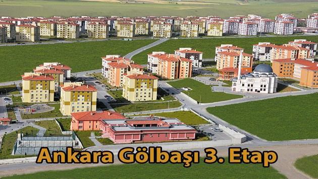 TOKİ'nin Ankara'da imza attığı projeler!
