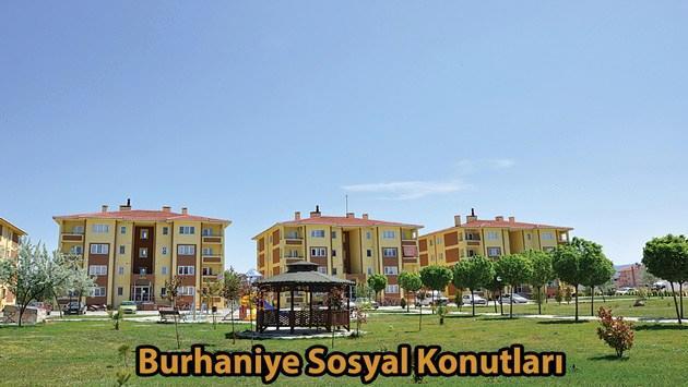 TOKİ'nin Balıkesir'de imza attığı projeler!