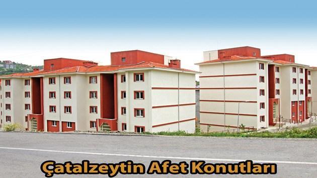 Kastamonu'ya inşa edilen konutlar, TOKİ imzalı!