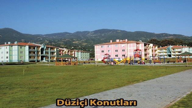 Osmaniye TOKİ projeleriyle gelişiyor!