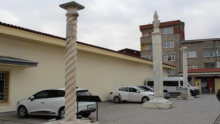 İstanbul'un nişan taşları asırlara meydan okuyor