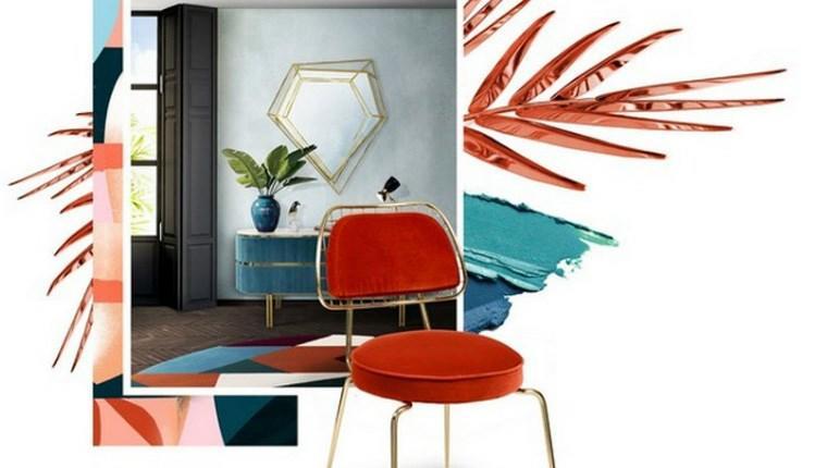 Ev içinde kullanılabilecek en uyumlu renkler
