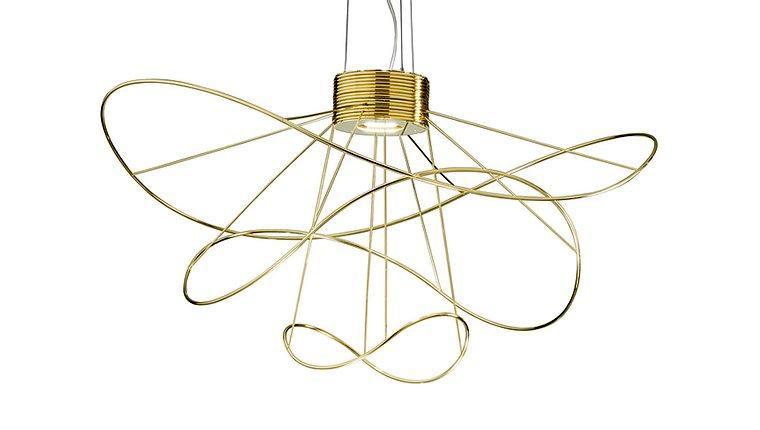 Sonsuz döngü avize ve lambaların kullanımı yaygınlaşıyor!