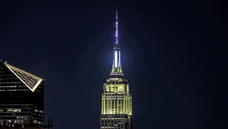 Empire State binası 90 yaşında