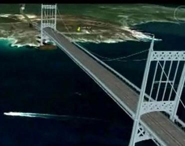3. köprü projesi iki katlı olacak