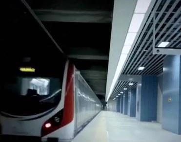 Marmaray projesi reklam filmi yayında