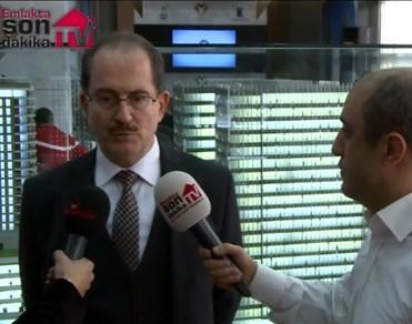 Ahmet Haluk Karabel TOKİ projelerini anlatıyor