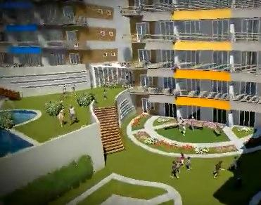 Silkroad Residence Kurtköy tanıtım filmi yayında