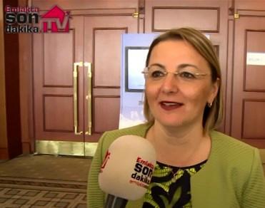 Duygu Erten 'Yeşil binaların çoğunu Çedbik üyeleri yapıyor'