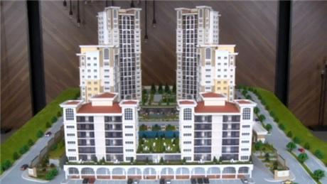 Ankara Sofa Loca projesinin maket videosu!