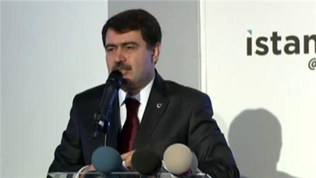 İstanbul Valisi MIPIM 2015'te İTO standında konuştu!