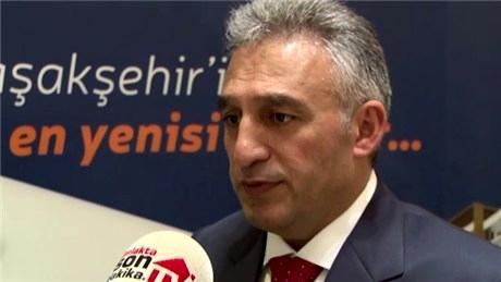 Yüksel Akgül, Vadişehir'i anlattı!