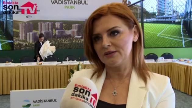 """Mine Akgül """"Vadistanbul'da yaşayanlar çok mutlu"""""""