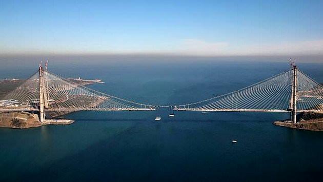 3. köprüde sona doğru...