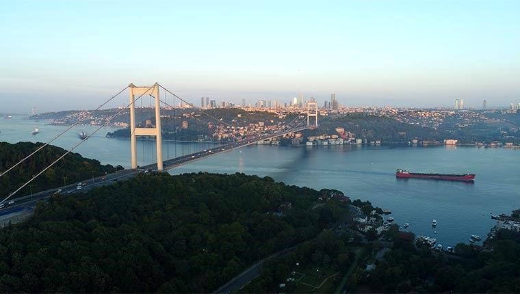 FSM Köprüsü trafiğe tamamen açıldı
