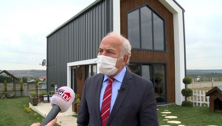 Mehmet Özden, Villa de Piar Silivri'yi anlatıyor!