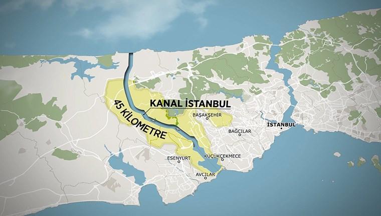 İşte Kanal İstanbul'un teknik özellikleri!