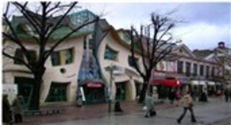 Dünyanın en ilginç evlerine inanamayacaksınız!