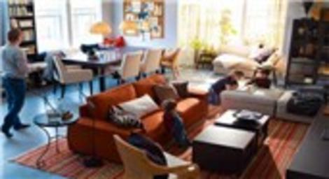 2012'nin oturma odası trendleri!