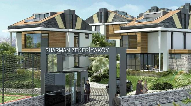 SHARMAN ZEKERİYAKÖY