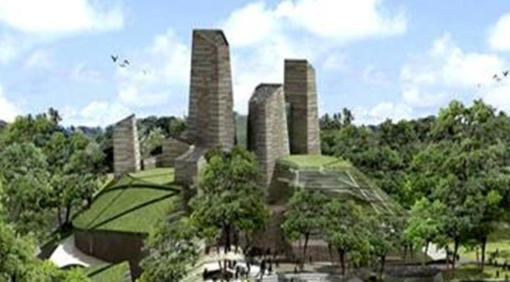 Endonezya Üniversitesi'nin muhteşem kütüphanesi..!