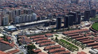 The İstanbul Veliefendi'nin havadan görüntüleri!