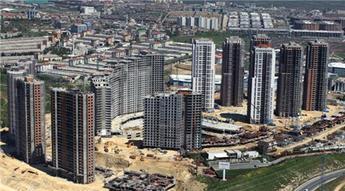 Ağaoğlu My Towerland havadan görüntüsü!