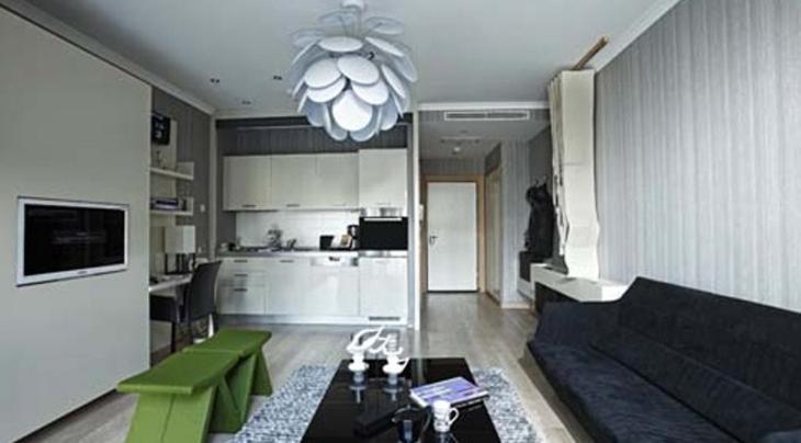 Varyap Meridian Ataşehir projesinde örnek daire hazır!