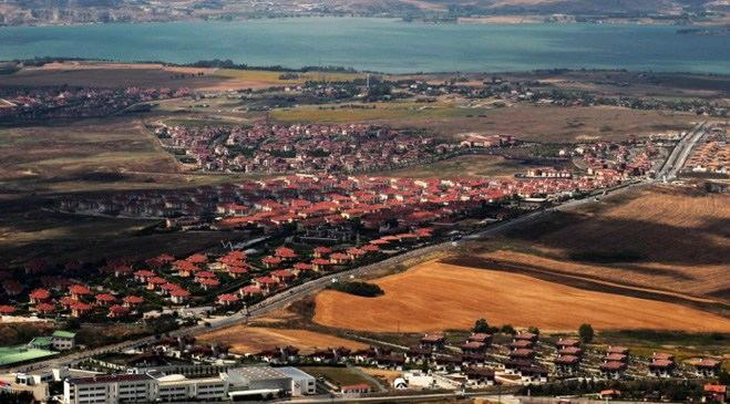 Toskana Vadisi'ne bir de havadan bakın!