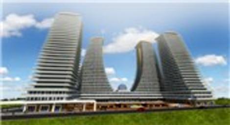 Tac Mahal Prestij projesinden ilk görüntüler emlaktasondakika.com farkıyla yayında!