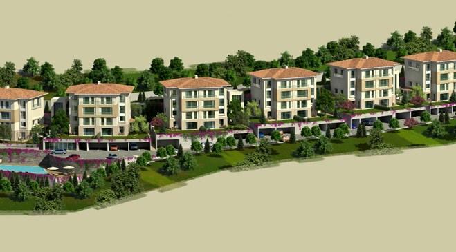 Bahçeli Vadi Çengelköy projesinin ilk görüntüleri emlaktasondakika.com'da!