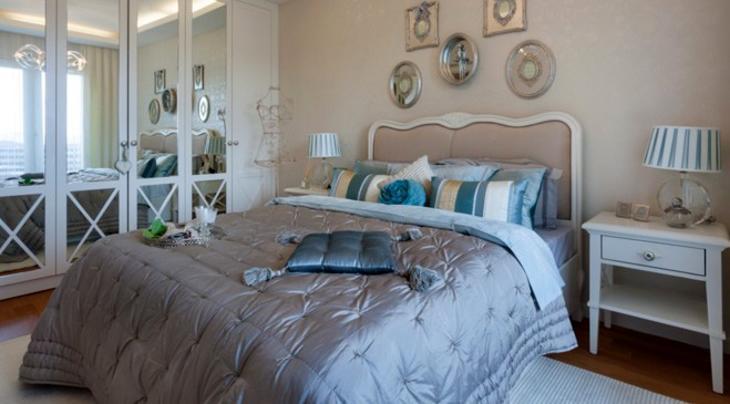 Aqua City 2010 projesinin örnek daireleri Dekor's tarafından tasarlandı!