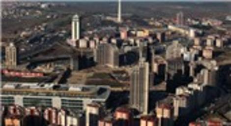 Kristal Şehir projesinin helikopter görüntüleri!
