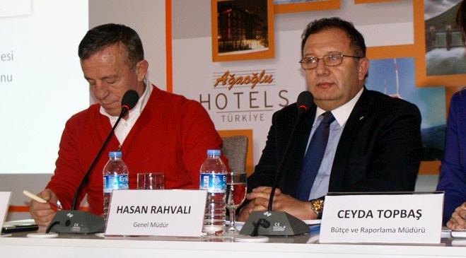 Ağaoğlu'nun Uludağ toplantısından kareler yayında!