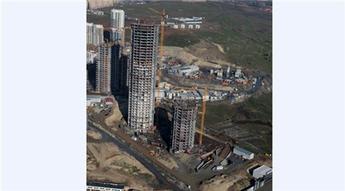 Terrace Tema Halkalı projesinin inşaat görüntüsü yayında!