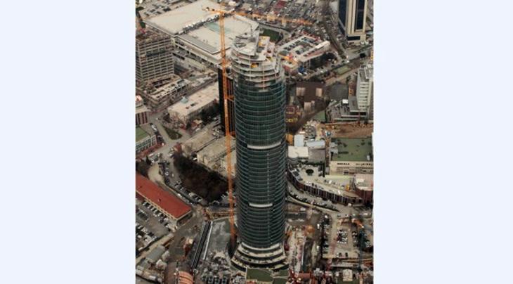Spine Tower inşaatı ne durumda?