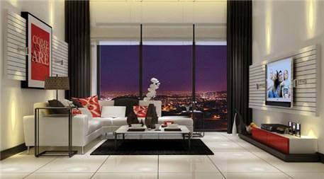 West Gate Residence Ankara projesinin örnek daire görselleri için tıklayın!