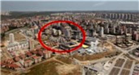 Evila Başakşehir projesinin inşaatını helikopterden görüntüledik!